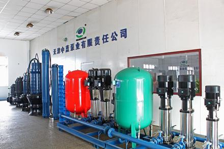 天津中蓝泵业有限责任公司 产品展示