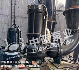 唐山市开平排水项目