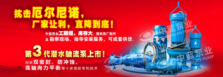 潜水轴流泵 限时促销